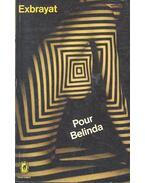 Pour Belinda - Charles Exbrayat