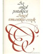 Az angol postakocsi - Charles Lamb, Hazlitt, William, Leigh Hunt, Thomas de Quincey