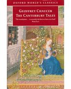 The Canterbury Tales - Chaucer, Geoffrey, Levi, Peter
