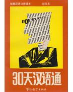 Expert in Chinese in 30 Days (kínai) - Chen Ru, Mary Ann Hurst, Jennifer Chin