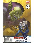 Dark Reign: Fantastic Four No. 4 - Chen, Sean, Hickman, Jonathan