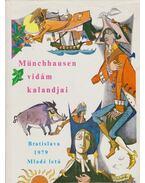 Münchausen vidám kalandjai - Chmelová, Elena