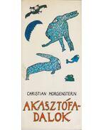 Akasztófadalok - Christian Morgenstern