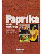 Paprika - Christian Taubner, Sybil Gräfin Schönfeldt, Ute Lundberg