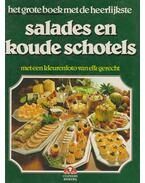 Salades en koude schotels - Christian Teubner, Wolter, Annette