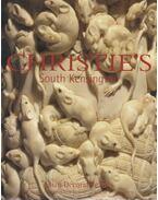 Christies September 2001 Asian Decorative Arts