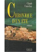 Chronique d'un été - Claude Courchay