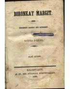 Boronkay Margit - Dózsa Dániel