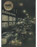 Autó-motor 1958. január-december - B. Pór Ibolya