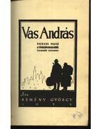Vas András, Verses mese a vándormadarakról tizenkét részben - Kemény György