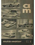 Autó-motor 1969. (teljes) - B. Pór Ibolya