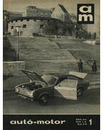 Autó-motor 1973. (teljes) - B. Poór Ibolya (főszerk.)