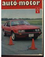 Autó-motor 1979. (hiányos) - Kókai Imre (szerk.)