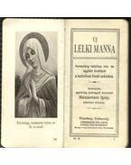 Új Lelki Manna - Meiszermann Ignác (szerk.)