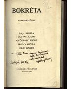Bokréta (dedikált) - Gyökössy Endre, Oláh Gábor, Baja Mihály, Gulyás József, Maday Gyula