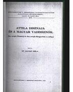 Attila disznaja és a magyar vaddisznók - Hankó Béla Dr.