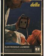 Delta 1977. évfolyam (Teljes) - Várhelyi Tamás