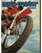 Autó-motor 1984. (teljes) - Kókai Imre (szerk.)