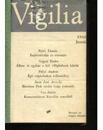 Vigilia 1968. év - Mihelics Vid