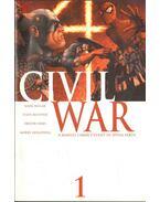 Civil War No. 1 - Millar, Mark, McNiven, Steve