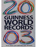 Guinness World Records 2003 - Claire Folkard
