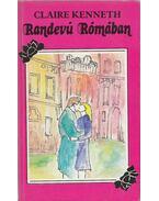 Randevú Rómában (dedikált) - Claire Kenneth