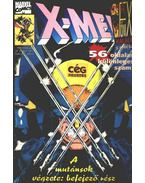 X-Men 1995/1. 22. szám - Claremont, Chris, Byrne, John, Austin, Terry, Silvestri, Marc, Green, Dan
