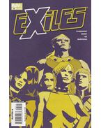 Exiles 95. - Claremont, Chris, Henry, Clayton