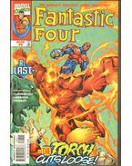 Fantastic Four Vol. 3. No. 8 - Claremont, Chris, Larroca, Salvador