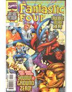 Fantastic Four Vol. 3. No. 12 - Claremont, Chris, Williams, Anthony, Larroca, Salvador