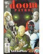 Doom Patrol 6. - Clark, Matthew, Giffen, Keith