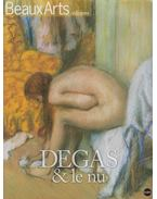 Degas & le nu - Claude Pommereau