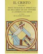 Il Cristo Volume V - Claudio Leonardi