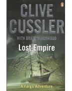 Lost Empire - Clive Cussler