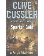 Spartan Gold - Clive Cussler