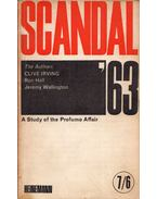 Scandal '63: A Study of the Profumo Affair - Clive Irving, Ron Hall, Jeremy Wallington