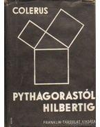 Pythagorastól Hilbertig - Colerus, Egmont
