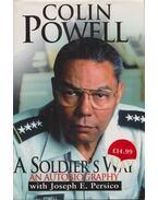 A Soldier's Way - Colin Powell, Joseph E. Persico