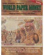 Standard Catalog of World Paper Money - Vol. 3. - Colin R. Bruce, Neil Shafer