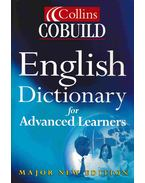 Collins Cobuild English Dictionary for Advanced Learners - SINCLAIR, JOHN