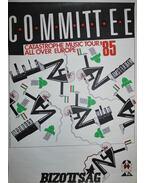 Comittee (plakát) - Wahorn András