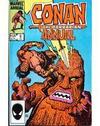 Conan Annual Vol. 1 No. 9 - Fleisher, Michael, Chan, Ernie