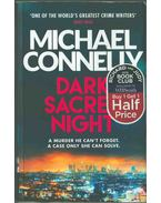 Dark Sacred Night - CONELLY, MICHAEL