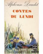 Contes du lundi - Daudet, Alphonse