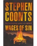 Wages of Sin - Coonts, Stephen