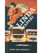 Linda-szafari - Coper András, Gát György, Rozgonyi Ádám