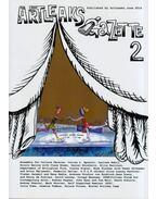 ArtLeaks Gazette 2. - Corina Apostol, Vladan Jeremic, Raluca Voinea