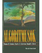Algoritmusok - Cormen, T. H., Leiserson, C. E., Rivest, R. L.