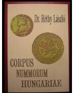 Corpus nummorum hungariae - Réthy László