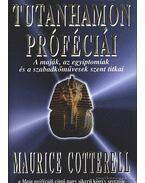 Tutanhamon próféciái - Cotterell, Maurice